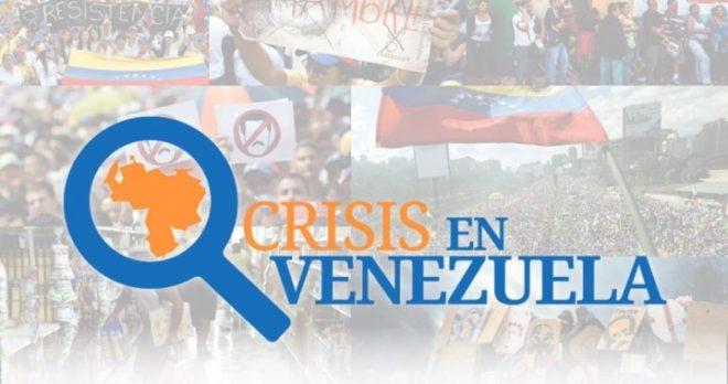 Boletín Crisis en Venezuela