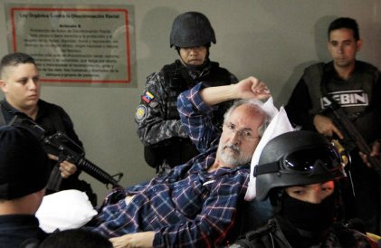 Antonio Ledezma preso