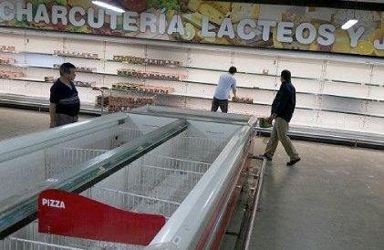 Escasez de alimentos