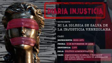 Diaria injusticia
