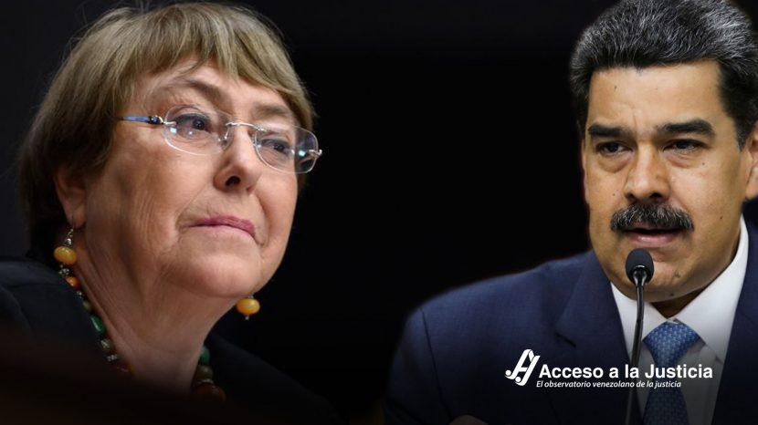 ACNUDH acusa de persecución al Gobierno de Maduro