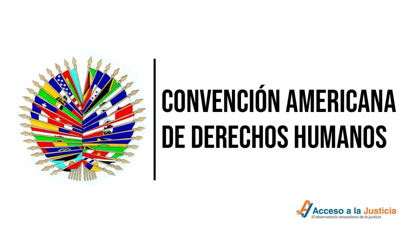 Convención Americana de Derechos Humanos