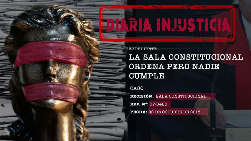 Diaria Injusticia 2020 2
