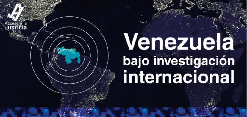 AVERIGUACIONES CONTRA VENEZUELA