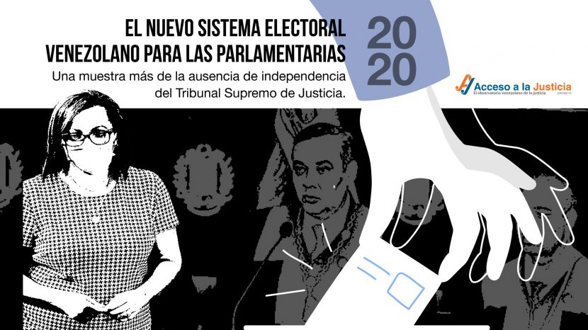 El nuevo sistema electoral venezolano para las parlamentarias 2020 (nota español)