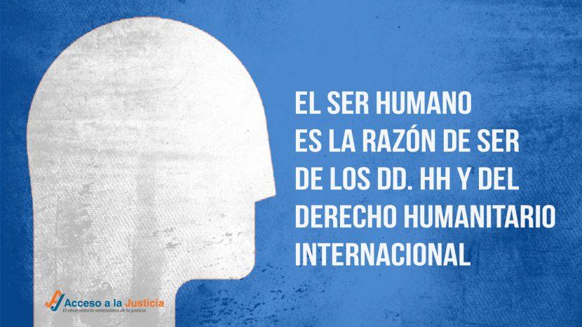 DERECHO HUMANITARIO INTERNACIONAL