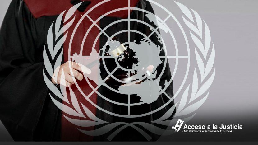 Jueces y fiscales venezolanos en la mira de la Mision de determinación de hechos