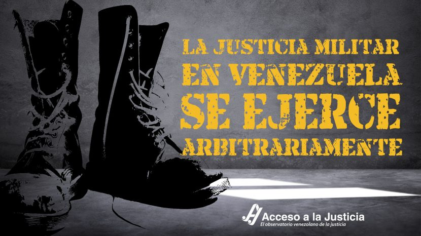 JUSTICIA MILITAR