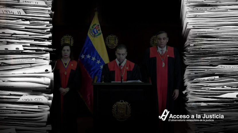 La Sala Constitucional anuncia sentencias pero no publica su contenido