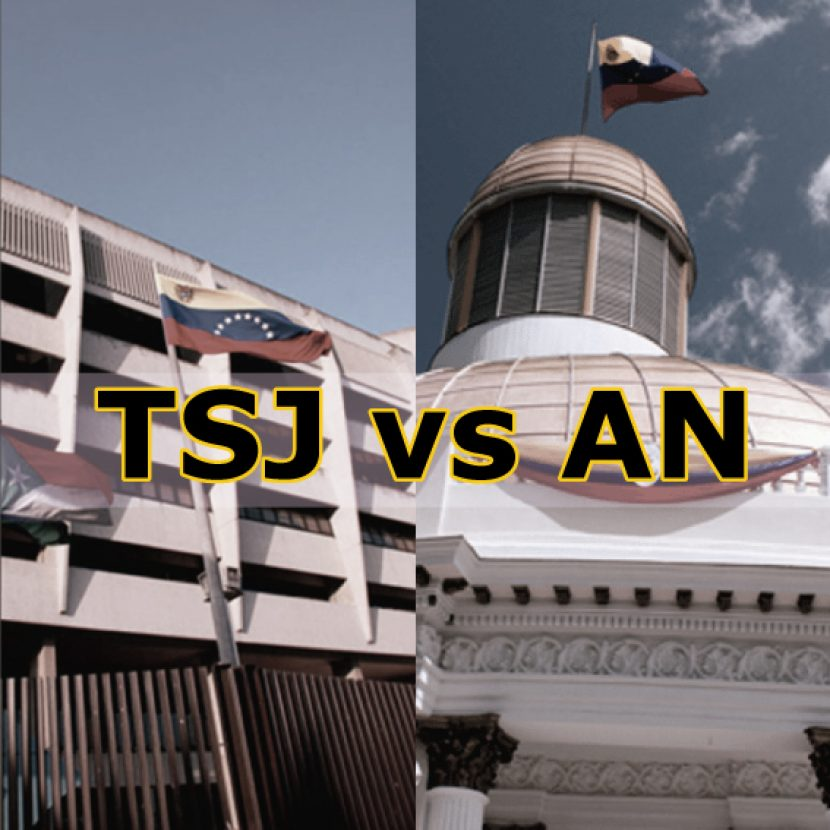 TSJ vs AN