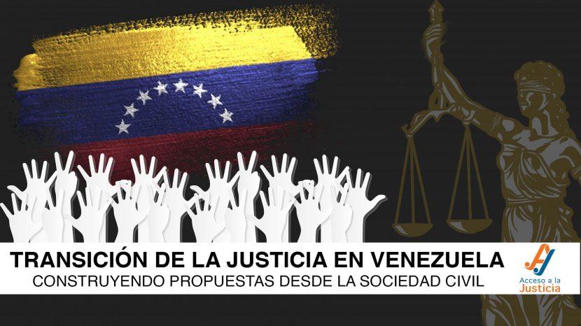 Transición de la Justicia en Venezuela