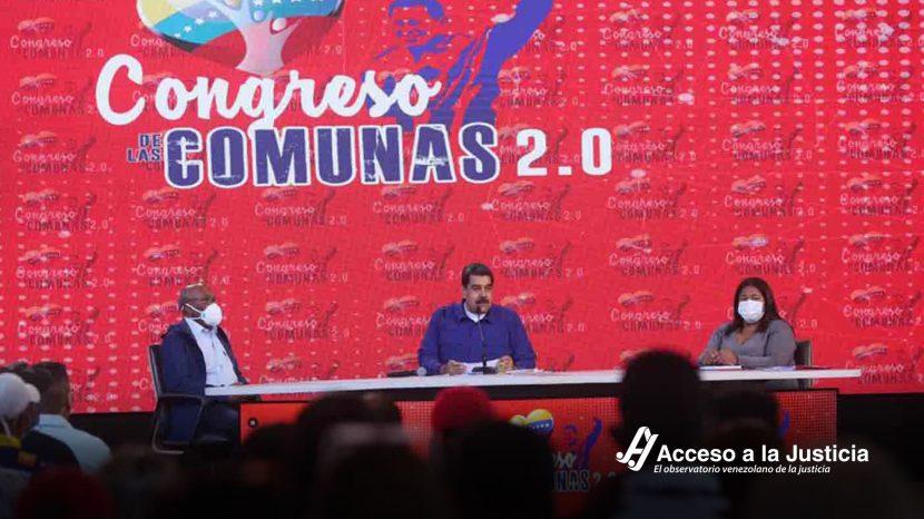 Venezuela_hacie el afianzamiento_del_Poder_Popular_y_el_Estado_comunal