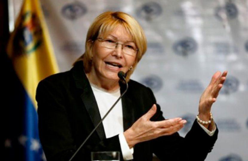 Luisa Ortega Díaz denunció ruptura del orden constitucional