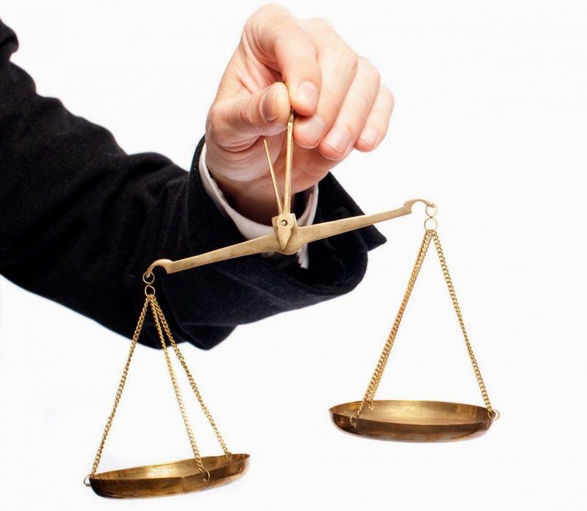 DESEQUILIBRIO JUDICIAL