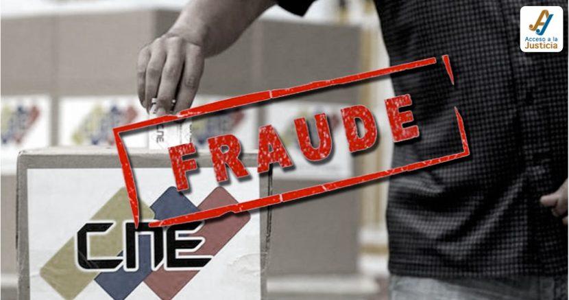 El fraude anunciado de las elecciones municipales