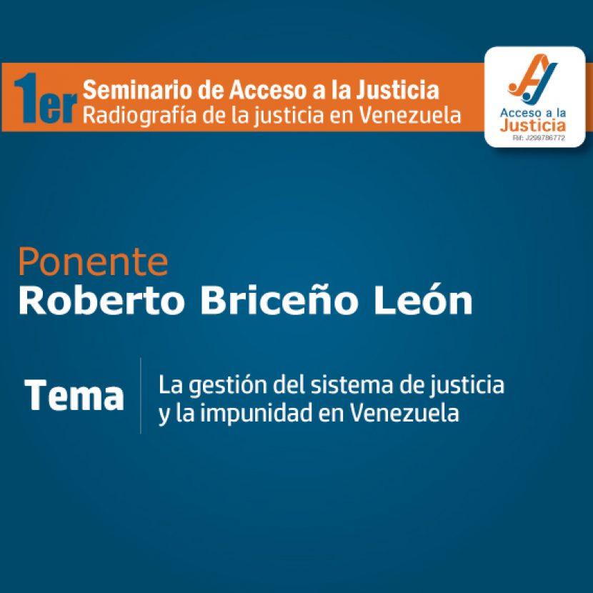 ROBERTO BRICEÑO LEÓN