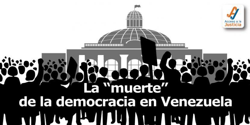 DERECHO A LA DEMOCRACIA
