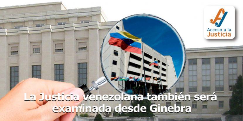 JUSTICIAL VENEZOLANA