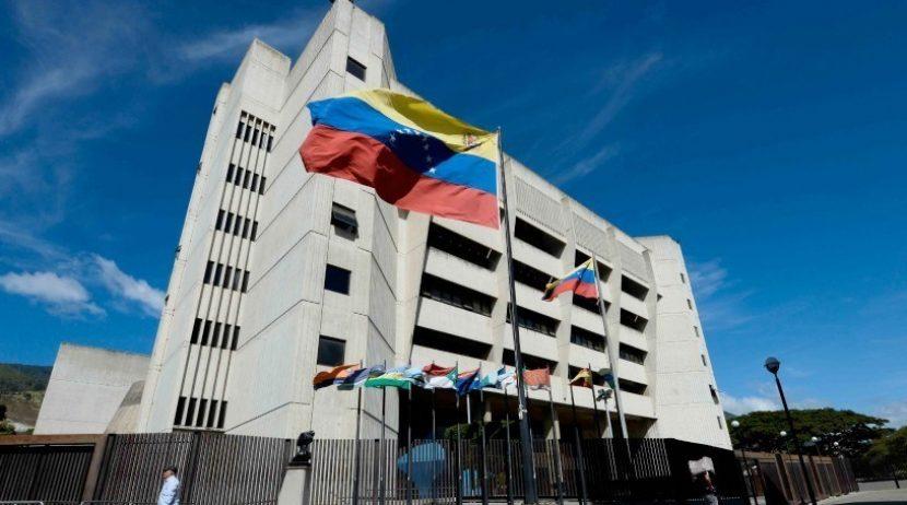 Intervención de Colegio de abogados de Caracas por parte del TSJ